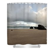 Sango Beach, Durness Shower Curtain