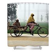 Sangrur Shower Curtain