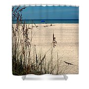 Sanibel Island Beach Fl Shower Curtain