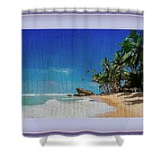 Sanity Returns Shower Curtain