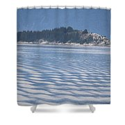Sanjuan Islands Shower Curtain