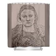 Sansa Stark Shower Curtain