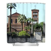 Sant Anselmo Church Shower Curtain