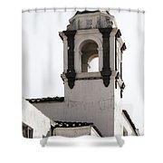 Santa Cruz Church Shower Curtain