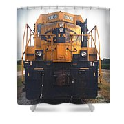 Santa Fe - 1305 Shower Curtain