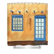 Santa Fe 5 Shower Curtain