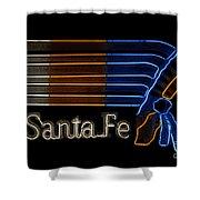Santa Fe Indian Shower Curtain