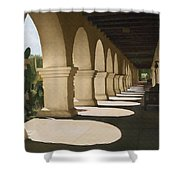 Santa Inez Arches Shower Curtain