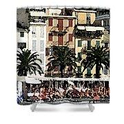 Santa Margherita Shower Curtain
