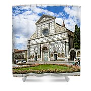 Santa Maria Novella Shower Curtain