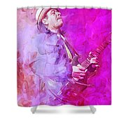 Santana Shower Curtain
