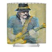 Santana Shower Curtain