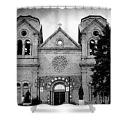 Sante Fe Cathedral Shower Curtain