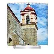 Santo Domingo Church Spire Shower Curtain