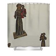 Santo Shower Curtain