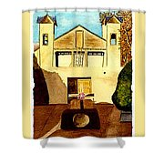 Santuario De Chimayo Shower Curtain