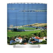 Sao Miguel Island - Azores Shower Curtain