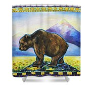 Sapient Shower Curtain