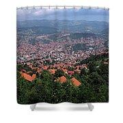 Sarajevo   Shower Curtain