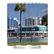 Sarasota Life 01 Shower Curtain
