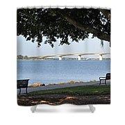 Sarasota Life 03 Shower Curtain
