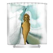 Sarcophage Shower Curtain