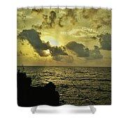 Sarjekot Sunset Point Shower Curtain