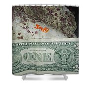 S.a.r.natured Shower Curtain