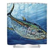 Sashimi Shower Curtain