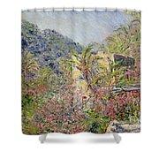 Sasso Valley Shower Curtain