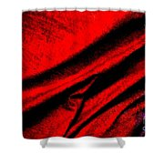 Satin Sheets Shower Curtain