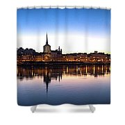 Saumur 2 Shower Curtain