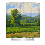 Sautee Vista Shower Curtain