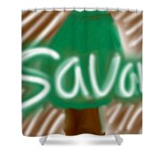 Savana Shower Curtain