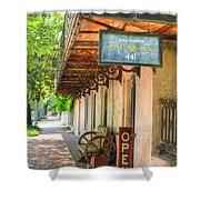 Savannah Antique Shop Shower Curtain