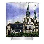 Savannah Cathedral Shower Curtain