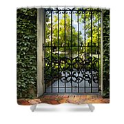 Savannah Gate II Shower Curtain