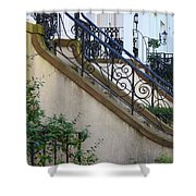Savannah Stairs Shower Curtain