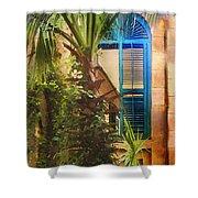 Savannah Window Shower Curtain