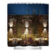 Savannah's Historic River Street Shower Curtain