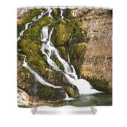 Savica Waterfall Shower Curtain