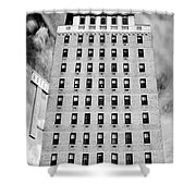 Saving Lincoln Hotel Lincoln Shower Curtain