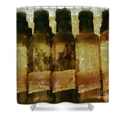 Savories Shower Curtain