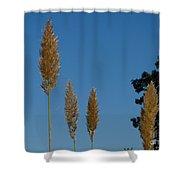 Sawgrass Blooms Shower Curtain
