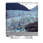 Sawyer Glacier Shower Curtain