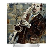 Saxplayer 570120 Shower Curtain
