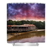 Sc101 Shower Curtain