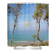 Scapes Of Our Lives #11 Shower Curtain