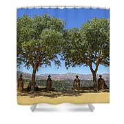 Scapes Of Our Lives #29 Shower Curtain