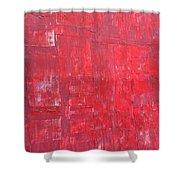 Scarlett Symphony Shower Curtain
